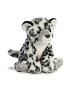 9'' Snow Leopard Sloth