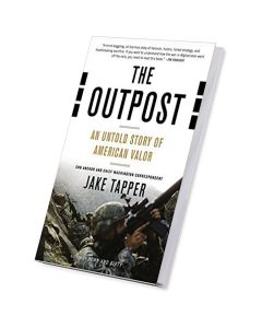 The Outpost: An Untold Story of American Valor Book