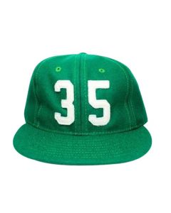 JFK Wool Baseball Hat by Ebbets Field Flannels