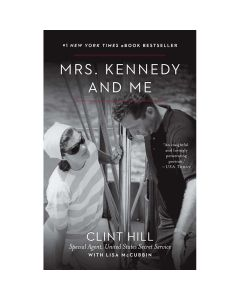 Mrs. Kennedy and Me Book