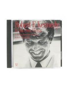 Robert F. Kennedy In His Own Words CD
