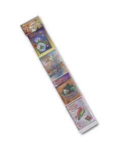 Four Favorite Seed Packages Strip