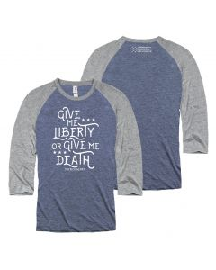 Adult ''Give Me Liberty or Give Me Death'' Tee