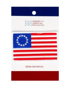 Betsy Ross Flag Patch