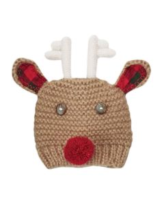 Youth Infant Reindeer Beanie