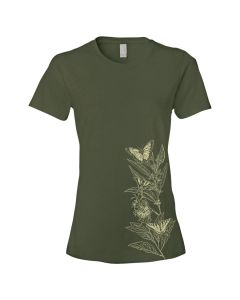 RK Stratman Price Point Tee- Women's BUTTERFLY TEE