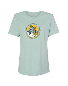 RMR Plastic Free Turtle Tee- Women's CIRCLE ART