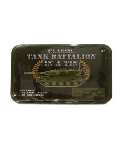 Classic Tank Battalion in a Tin Toy