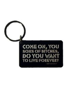 Live Forever Keychain