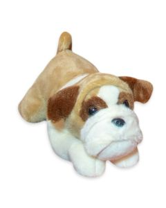 USMC Plush Bulldog