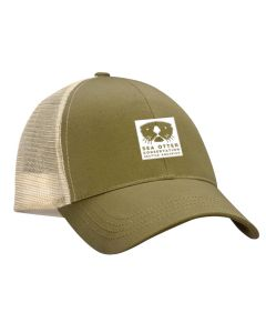 Sea Otter Conservation Snapback Hat