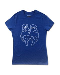 Ladies Sea Otters Tee